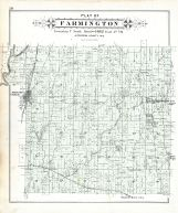 Farmington Plat, Jefferson County 1899